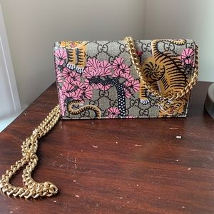 GUCCI Bengal Tiger bag (limited edition)